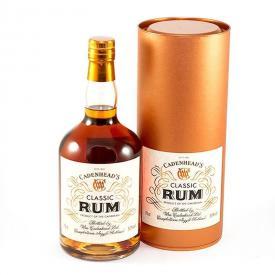 Rhum Cadenhead's Classic