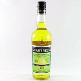 Cuvée des fous de Chartreuse 2017 42% 50 cl