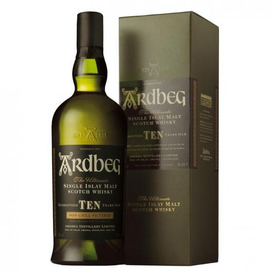 Ardbeg 10 ans Ten 46°