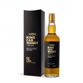 Kavalan King Car Whisky Of 46%