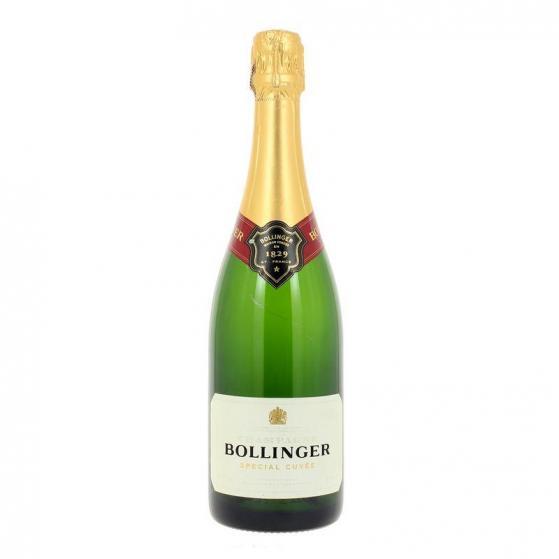 Speciale Cuvée Brut - Champagne Bollinger