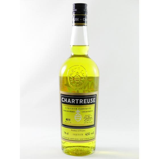 Chartreuse Santa Tecla Jaune 2018 43% 70 cl
