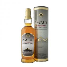 amrut peated 46% 70cl