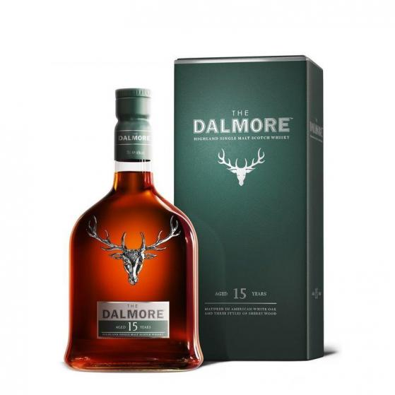 Whisky Dalmore 15 ans 40%