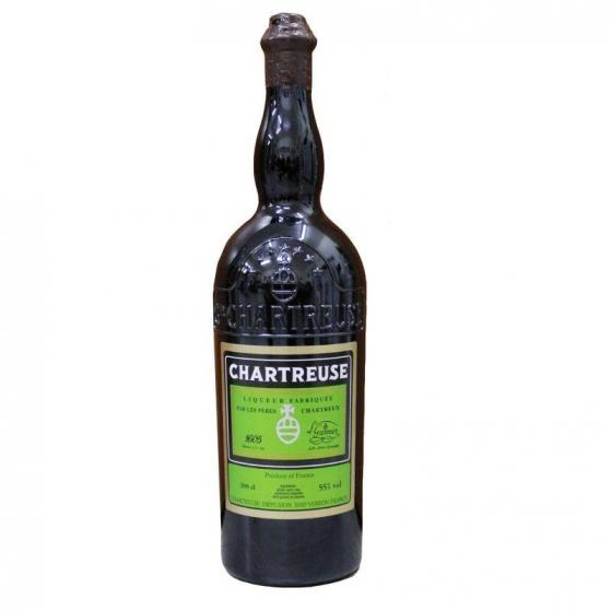 Chartreuse verte  jéroboam 55% 300 cl