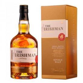 The Irishman Single malt Bourbon et Sherry cask 40%