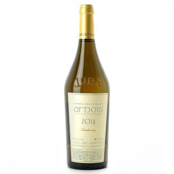 Arbois Chardonnay 2014 Rolet