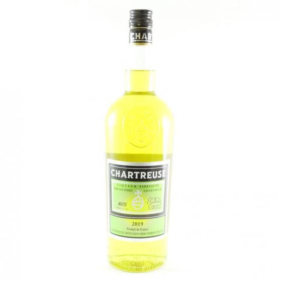 Cuvée des fous de Chartreuse 2019 42% 50cl
