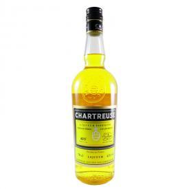 Chartreuse Santa Tecla Jaune 2019 43% 70 cl