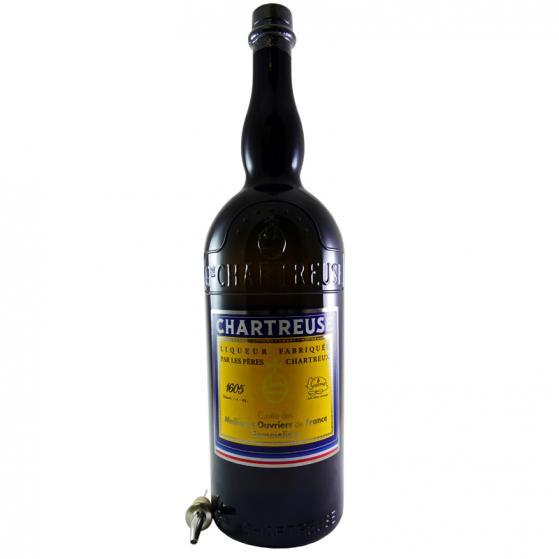 Chartreuse MOF (Meilleur Ouvrier de France) jéroboam 45% 300 cl