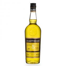 chartreuse jaune 70 cl 43%