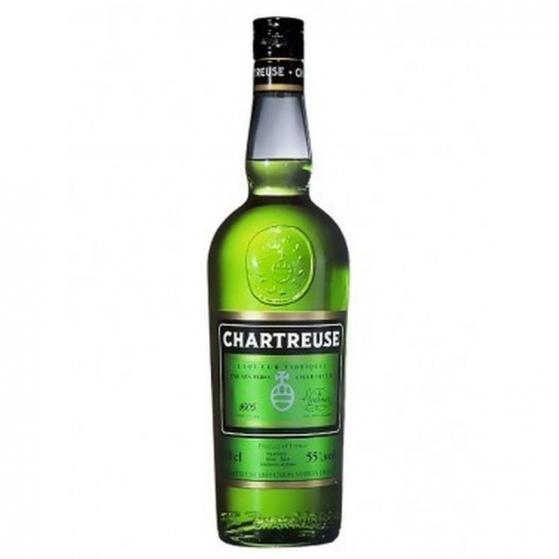 Chartreuse verte 70 cl 55%