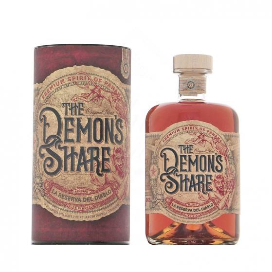 rhum demons'share 6 ans 40%