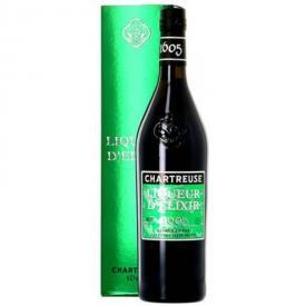 """Chartreuse 1605 """"liqueur d'élixir"""" 70 cl 56%"""