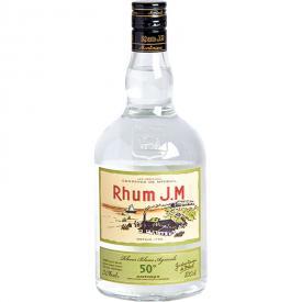Rhum agricole JM blanc 50%