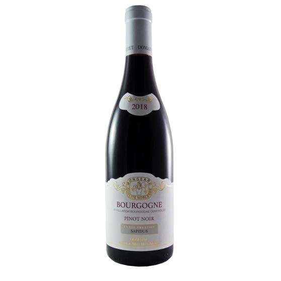 Bourgogne Sapidus 2018, Mongeard Mugneret