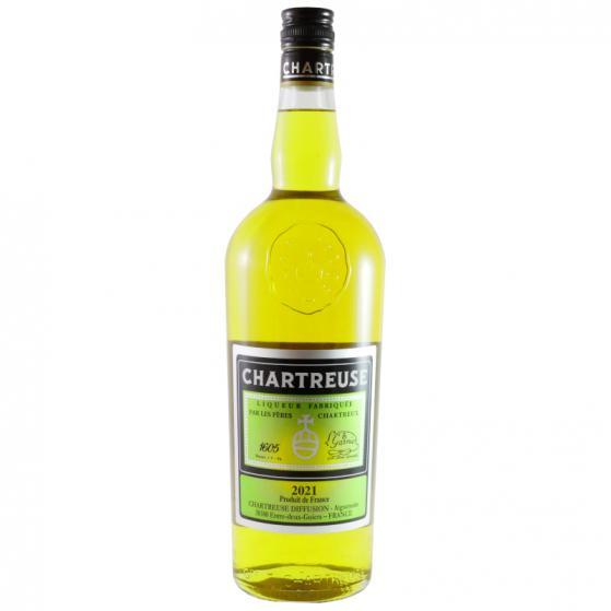 Cuvée des Fous de Chartreuse 2021 42% 100 cl