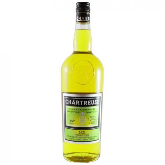 Cuvée des Fous de Chartreuse 2021 42% 35 cl