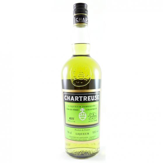 Chartreuse Santa Tecla verte 2021 55% 70 cl