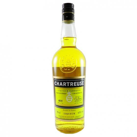 Chartreuse Santa Tecla Jaune 2021 43% 70 cl
