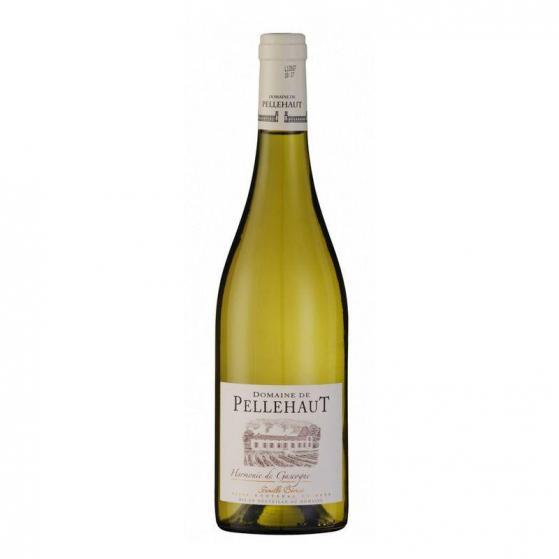 Côtes de Gascogne, Cuvée Harmonie blanc 2015 Domaine de Pellehaut